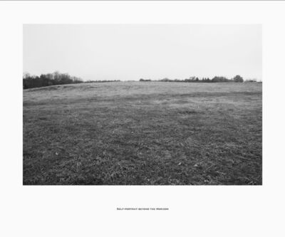 Millee Tibbs, 'Self-portrait beyond the Horizon', 2008