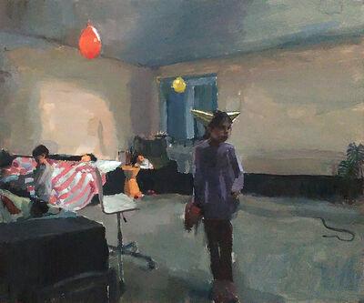 Marc Dailly, 'Lendemain de fête'