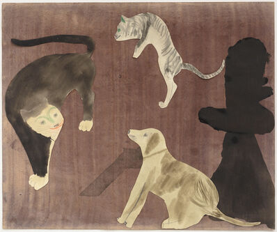 Jockum Nordström, 'Cat Dog Cat', 2016