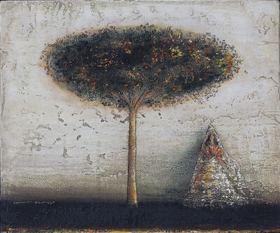 "Hammoud Chantout, '""Naring Tree"" شجرة النارنج', 2006-2007"