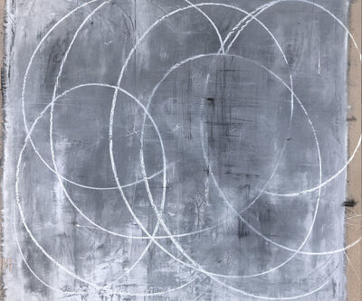 Briggs Edward Solomon, 'Grey Swirls', 2014