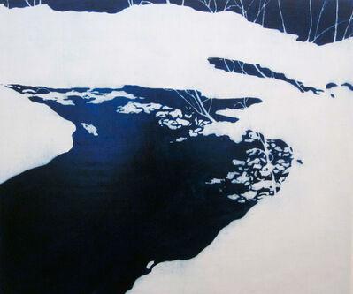Isabel Bigelow, 'melting pond', 2011