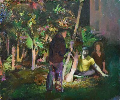 Robert McCann, 'Obscured in Palms', 2019