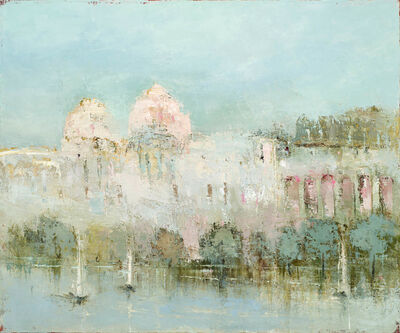 France Jodoin, 'The gentlest look of spring that calls from yonder leafy shade', 2019