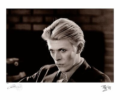 Geoff MacCormack, 'David Bowie: Los Angeles, 1975', 1975