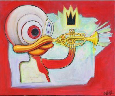 Ron English, 'Jazz Quack', 2019