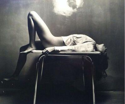 Guy Bourdin, 'Nude Story in Dark Room - Awakening', 1971