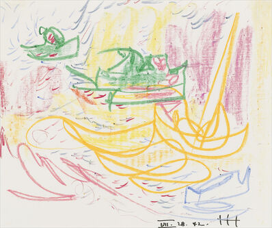 Hans Hofmann, 'Untitled', 1942