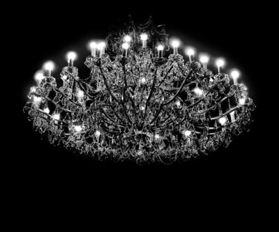 Robert Longo, 'Untitled (Chandelier)', 2012