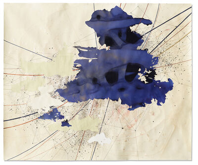 Val Britton, 'Dream in Blue', 2018