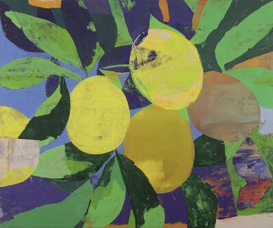 Eric Dever, 'June 21st, The Venetian Lemon, Villa Francesco', 2018