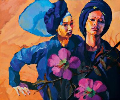 Ingrid Brandstetter, 'Desert Flower', 2019