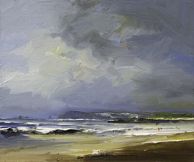 David Atkins, 'Constantine Bay in Autumn ', 2020