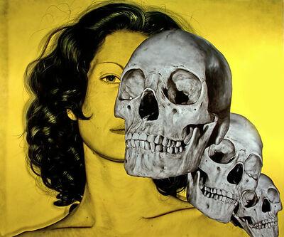 "Victor Rodriguez, '""Vanitas / White""', 2007"