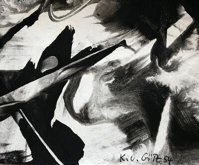Karl Otto Götz, 'untitled', 1954