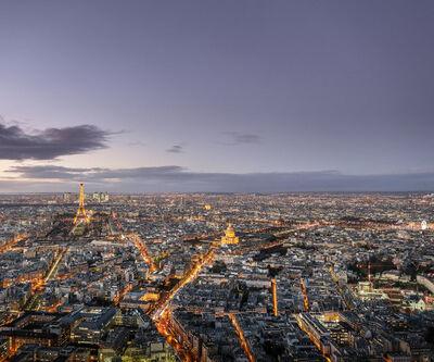 Ludwig Favre, 'Paris'
