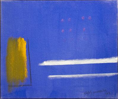 Albert Ràfols-Casamada, 'Doble horizonte', 2003