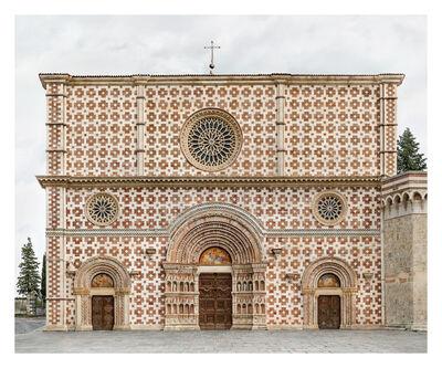 Markus Brunetti, 'L´Aquila, Basilica di Santa Maria di Collemaggio', 2014
