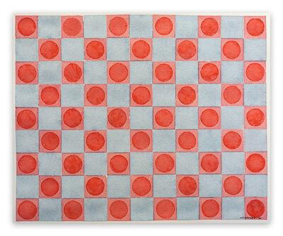 Jeremie Iordanoff, 'Untitled  754 (Abstract work on paper)', 2020