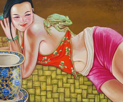 Hu Ming, 'Jade Frog', 2014