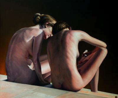 Robert Bielik, 'ON THE STAIRS', 2012