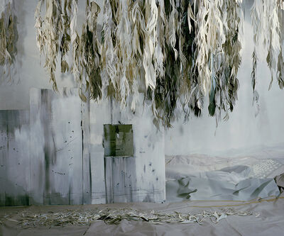 Shirley Wegner, 'Eucalyptus with Ruins', 2007