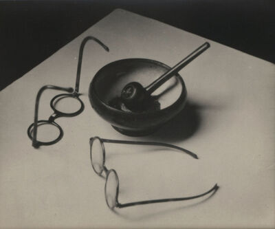 André Kertész, 'Mondrian's Pipe and Glasses', 1926