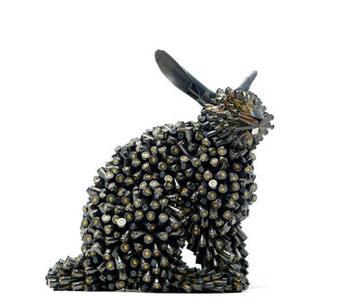 Federico Uribe, 'Black Rabbit', 2018