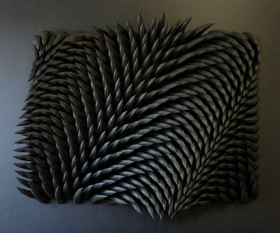Matt Shlian, 'Unholy 31 – This is not a time to remember things', 2017