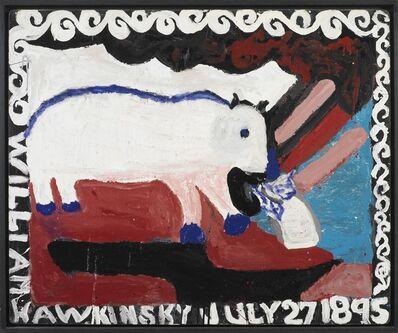 William Hawkins, 'Polar Bear', 1986