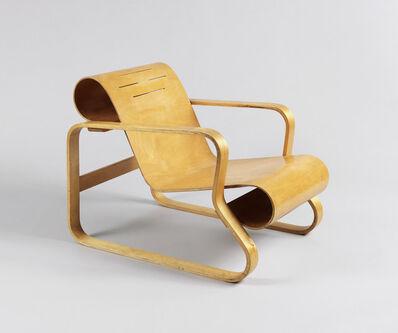 "Alvar Aalto, '""Paimio"" chair', 1930-1931"
