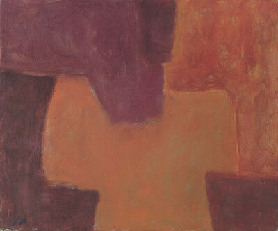 Serge Poliakoff, 'Composition Abstraite', ca. 1963