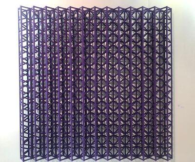 Rasheed Araeen, 'Untitled (Purple)  ', 1971 / 2019