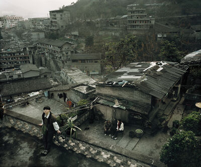 Chen Jiagang, 'Smog City - Old Town Story (Fengjie)'
