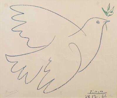 Pablo Picasso, 'Colomba della pace', 1961