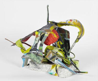 Iva Gueorguieva, 'Strewn Armor', 2015