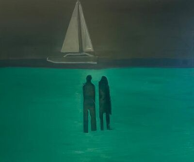 Tom Hammick, 'Sailing to the Sea', 2019/2020