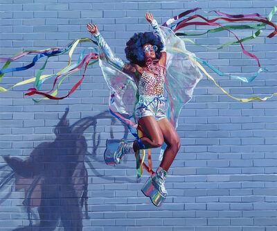 Sarah Stieber, 'Rainbow Rocket', 7200