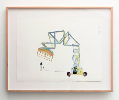 Rubén Ortiz Torres, 'High & Low Rider 7', 2005