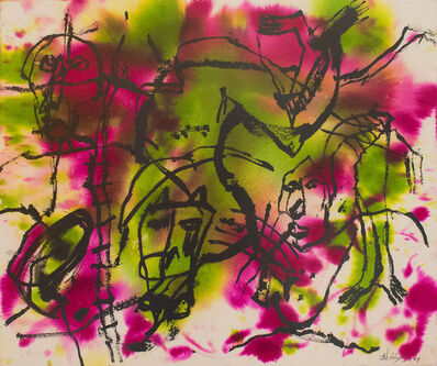 Alejandro Santiago, 'Untitled', 2009