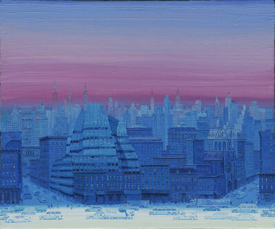 Zhang Gong, 'New York Morning', 2011