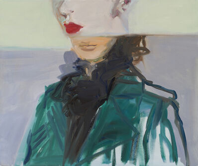 Janet Werner, 'Double Lips', 2018