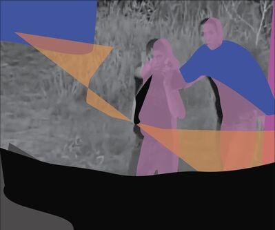 Julio Cesar Morales, 'Line Cutters #8', 2019