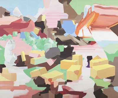 Stefan Dunlop, 'Splash II', 2017