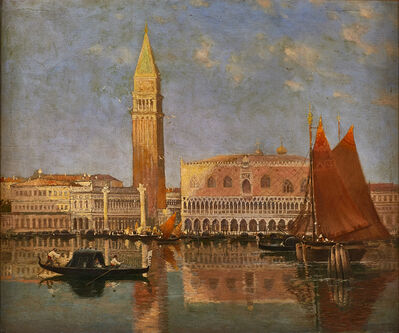 Paul Cornoyer, 'Untitled (Venice)'