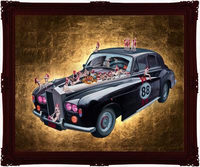 Lee Chen-Dao, 'Vintage Car', 2018