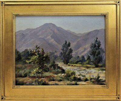 "Earl Graham Douglas, '""Misty Day""', ca. 1925"