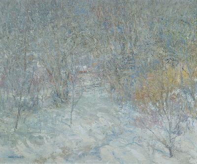 Mark Dance, 'Unionville Winter Landscape', 2019