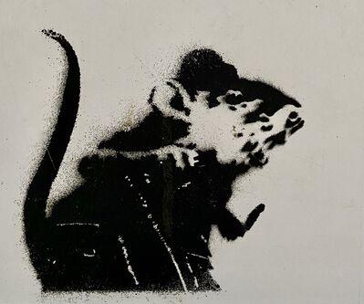 """Banksy, '""""Lock Pick Rats aka Bowler Hat Rats""""', ca. 2004"""