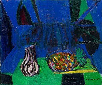Bruno Cassinari, 'Davanzale', 1981